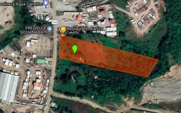 Terreno | Venta | Puerto Barrios | Izabal