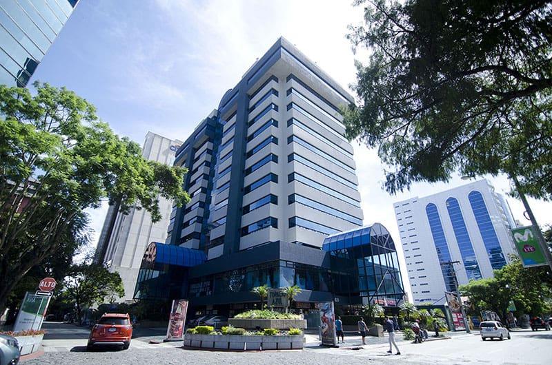 Oficina en renta en Edificio de Zona 10