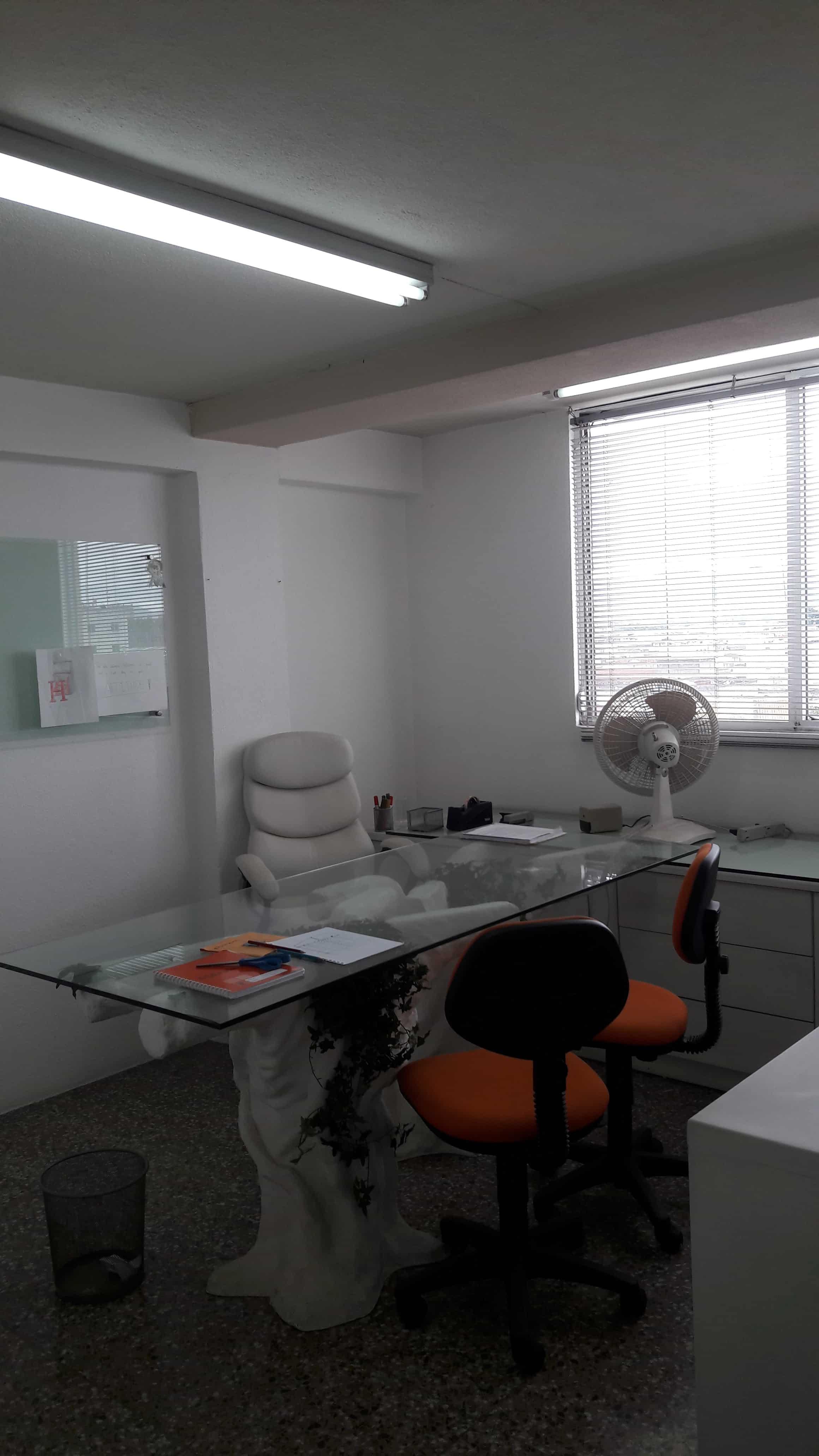 Oficinas en Renta Edificio Santo  Domingo