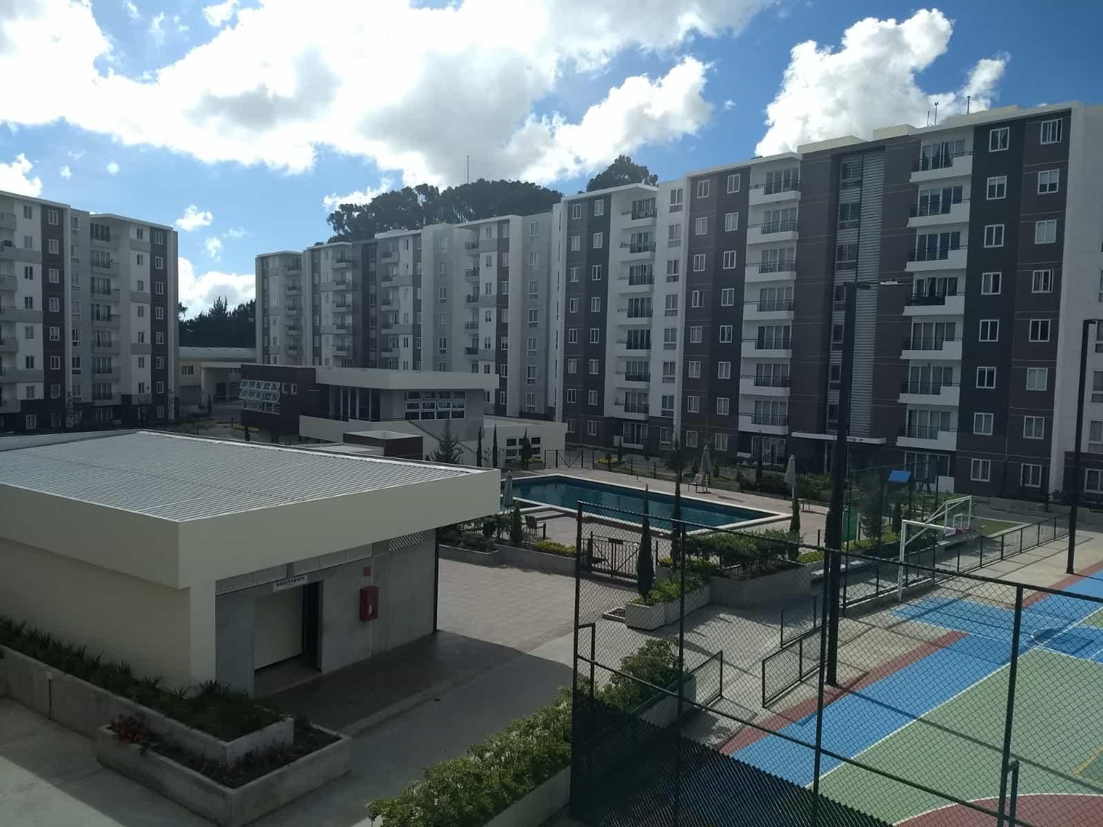 Apartamento en alquiler en Club Residencial Parque 7