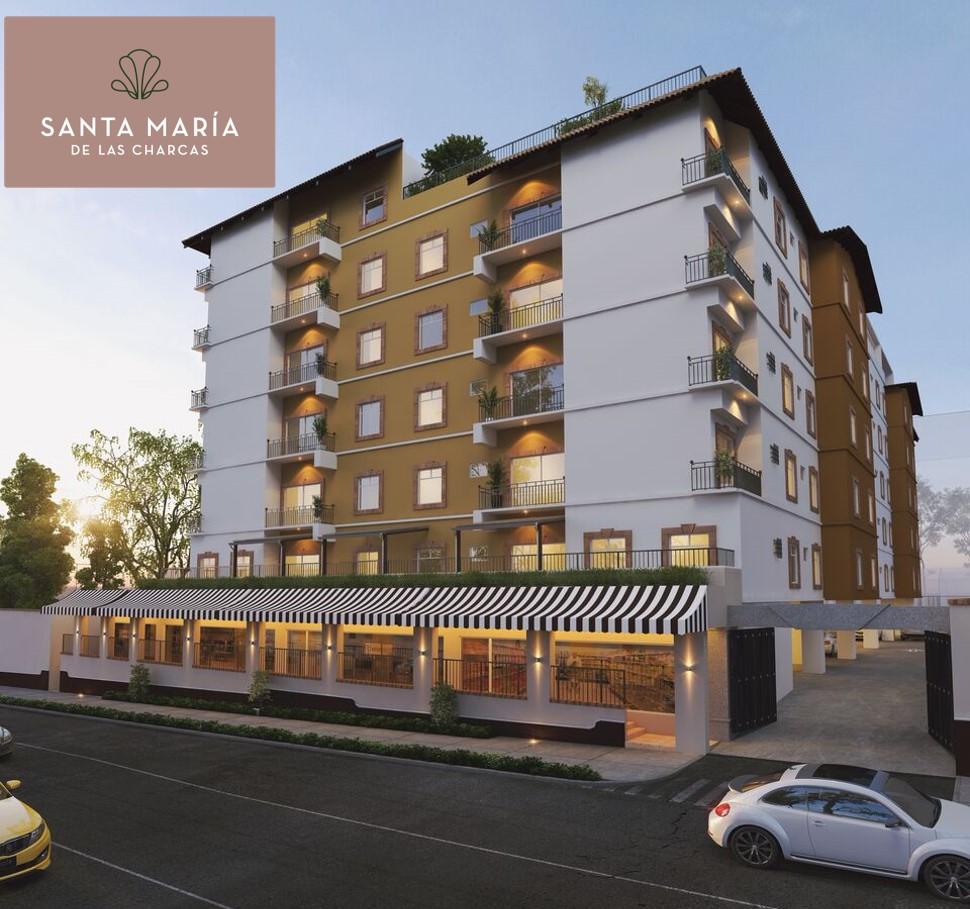 Apartamentos en venta en Santa Maria de las Charcas