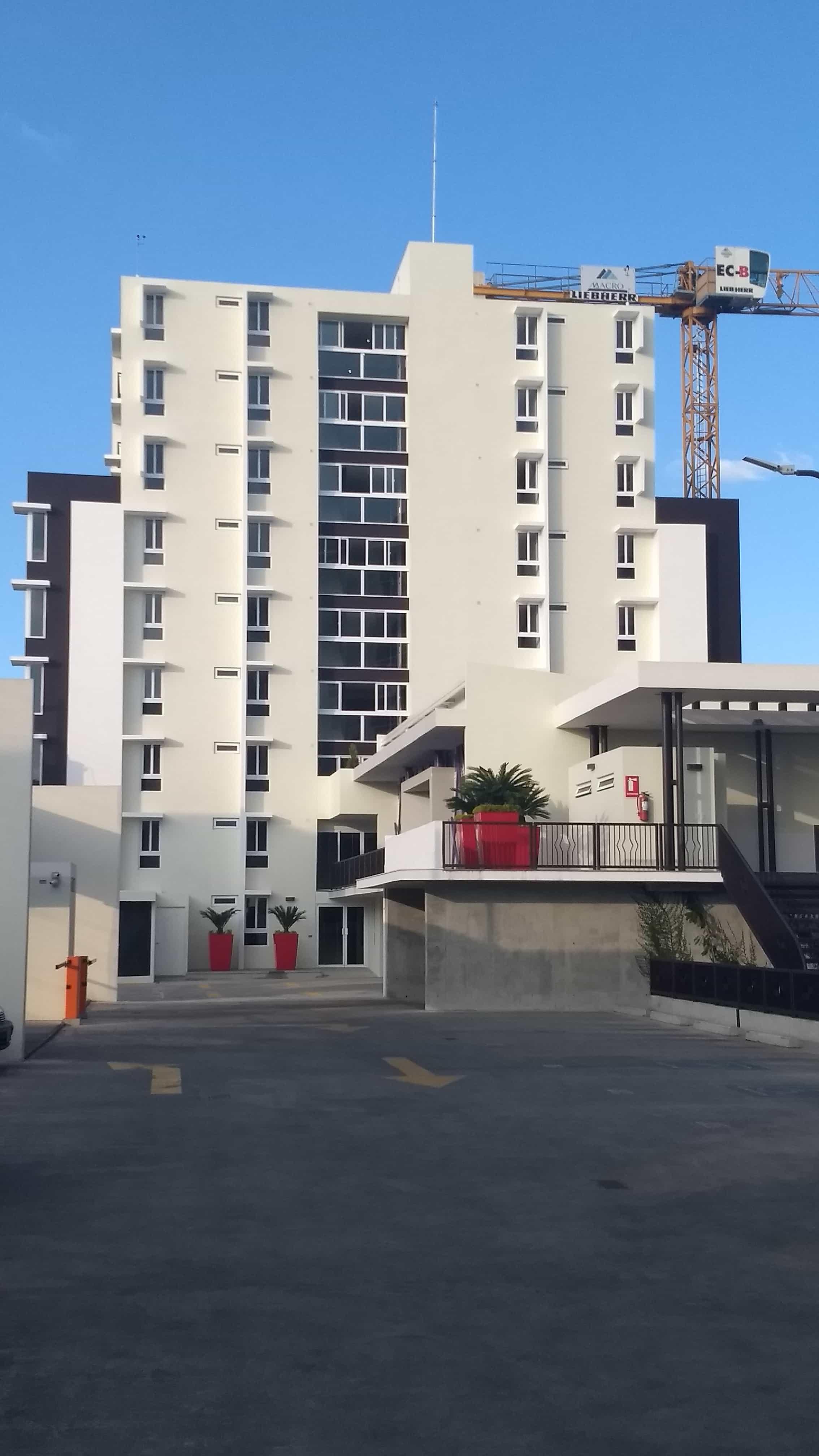 Apartamento en alquiler en Torre Asuncion, Zona 5