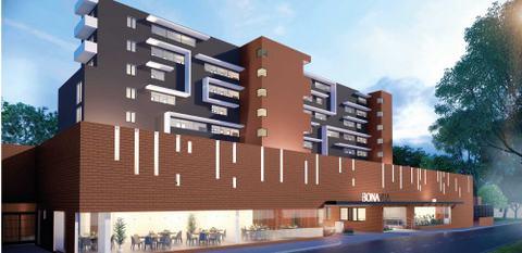 Apartamento en Edificio Bonavita