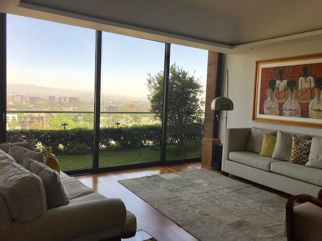 Apartamento en La Herradura zona 15