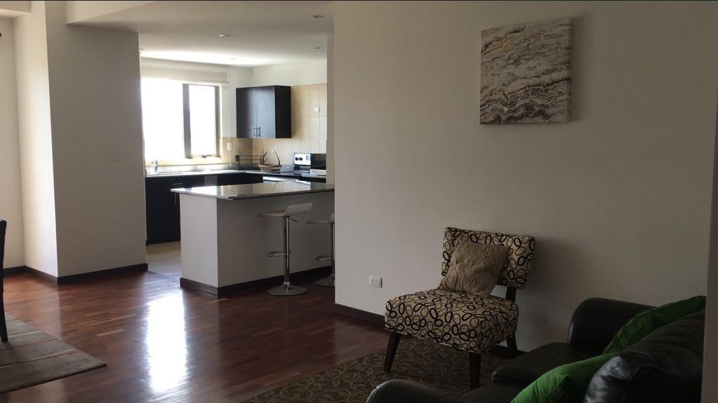Apartamento amueblado en alquiler Torre Quattro
