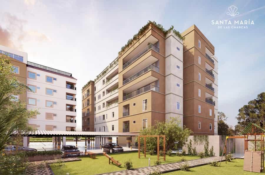 Apartamento en Renta Santa Maria de las Charcas Zona 11