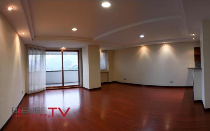 Apartamento en venta en edificio Verdeterno zona 15