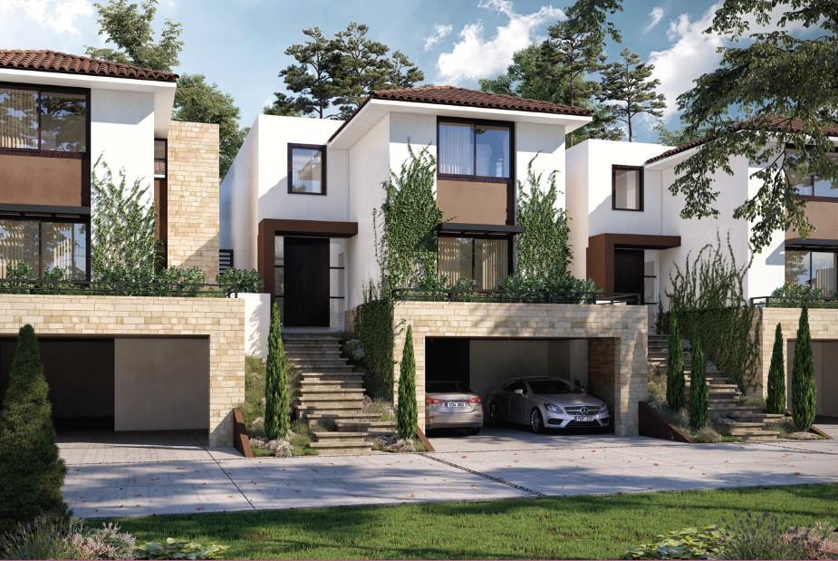 Proyecto de casas La Reserva en Lomas de San Isidro