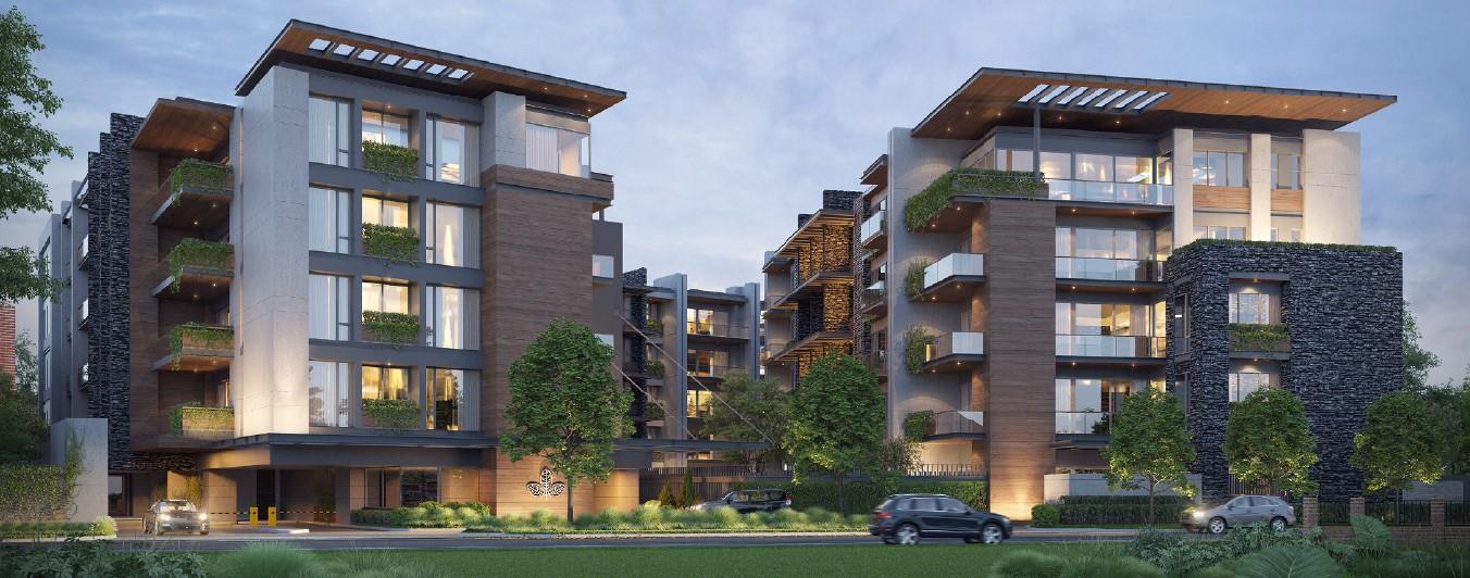 Proyecto de apartamentos Maranta