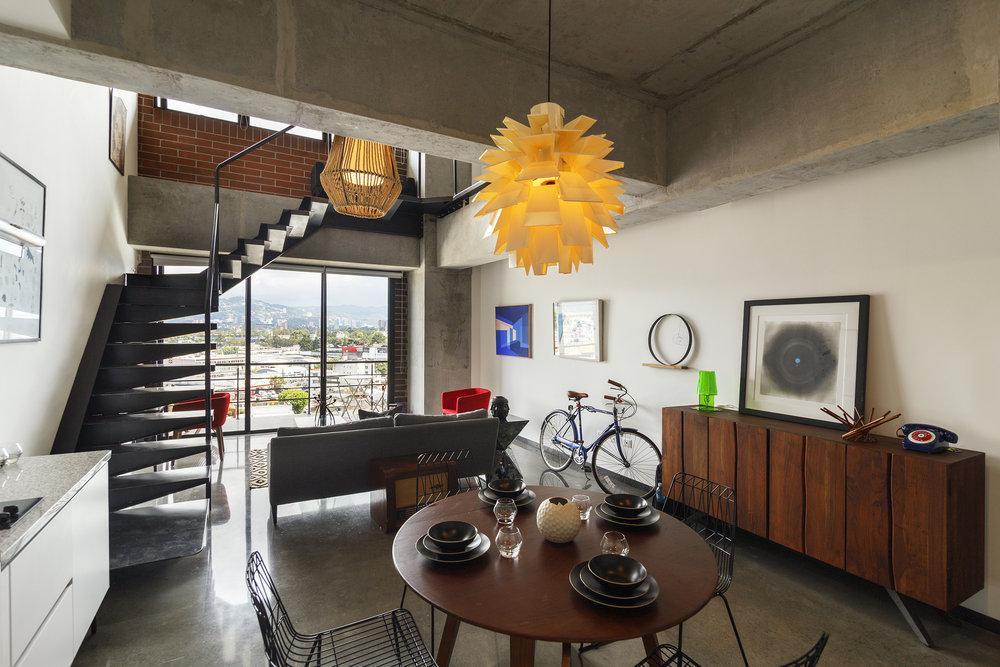 Apartamento en alquiler Edificio Cuatro Venezia