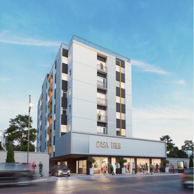 Proyecto de apartamentos Casa Tres