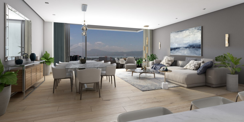 Proyecto de apartamentos Azure Zona 14