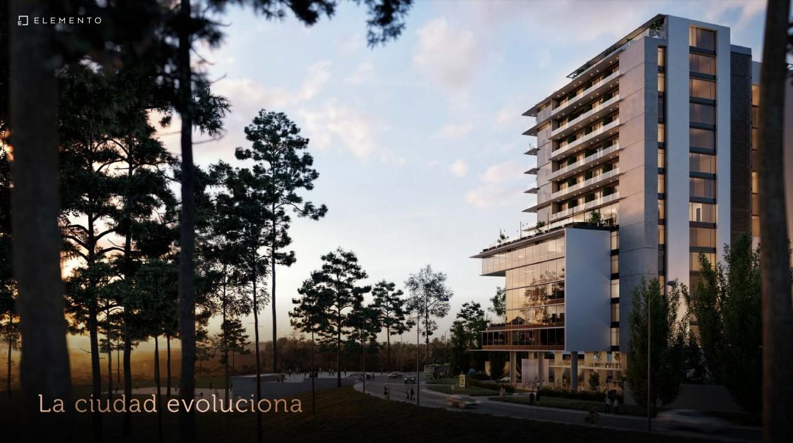 Proyecto de apartamentos Elemento