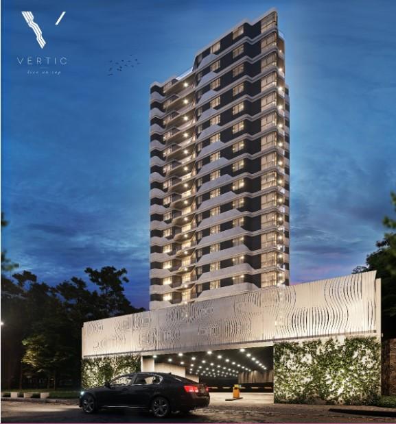 Proyecto de apartamentos Vertic