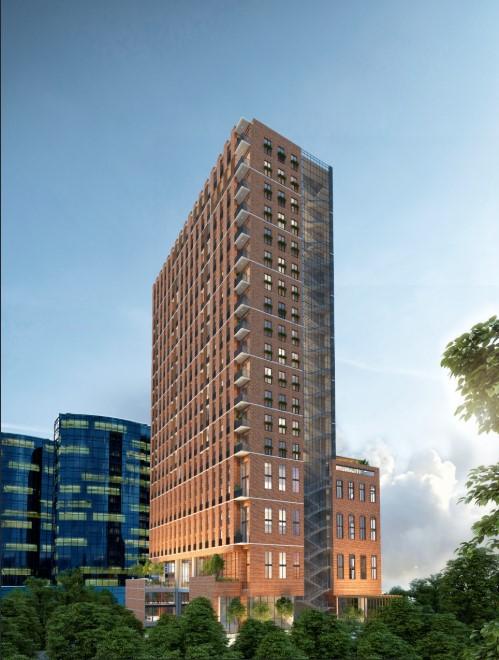 Proyecto de apartamentos Airali