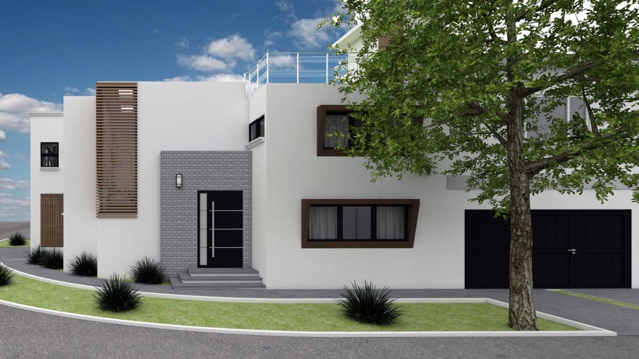 Casa en venta en Puerta de Hierro zona 16