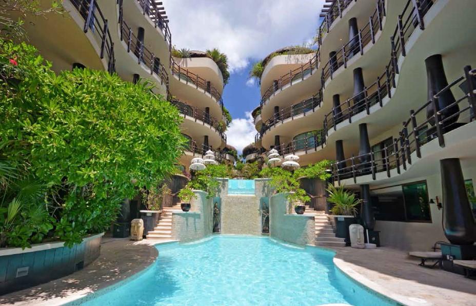 Condohotel Maya Villa