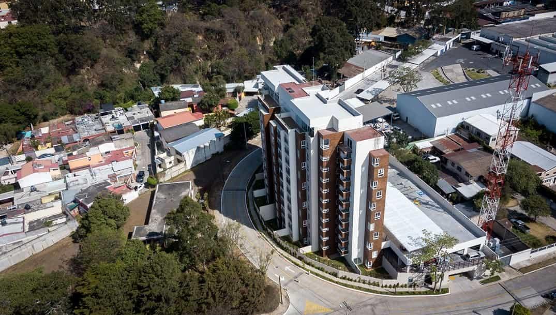 Apartamento en Venta Vistas de las Charcas zona 11