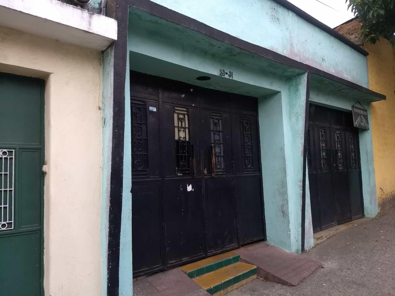 Casa en venta Avenida Centro America zona 1