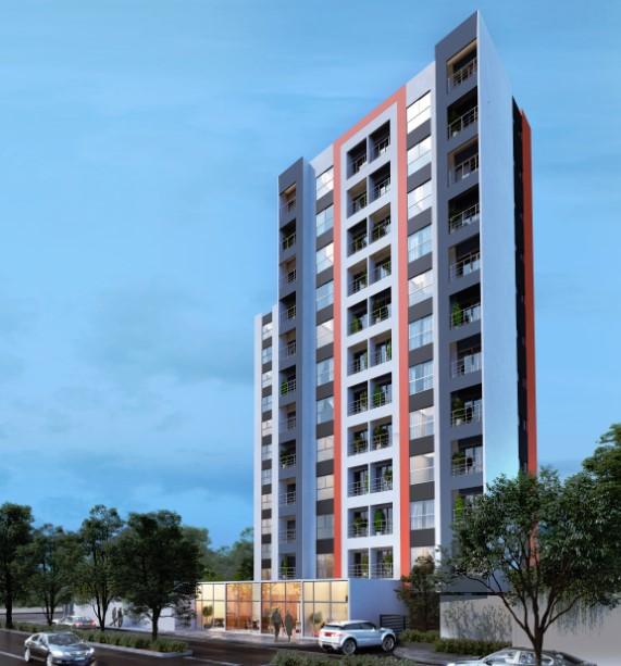 Proyecto de apartamento Xerenti