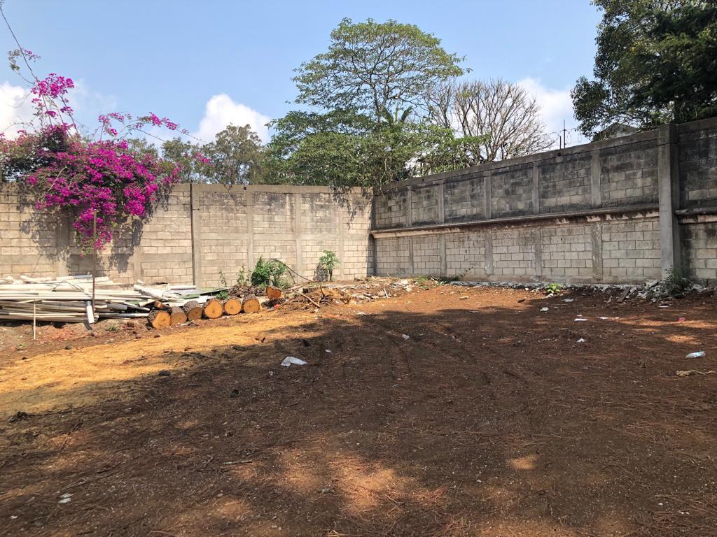 Terreno en alquiler en Carretera a El Salvador