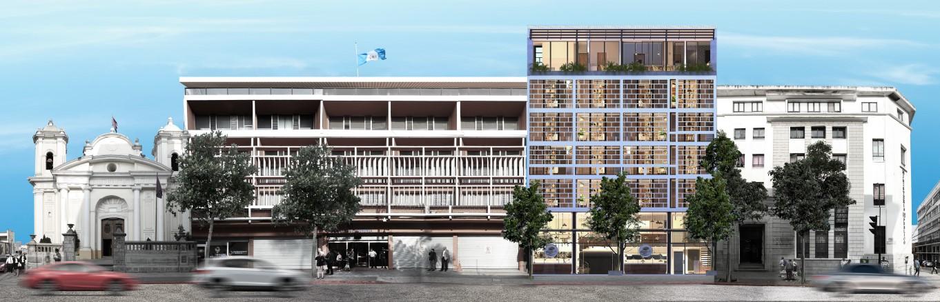 Proyecto de apartamento Beita