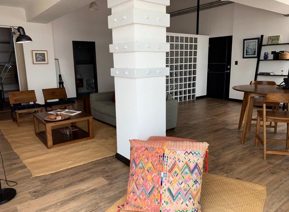 Apartamento en alquiler y venta en Centro Vivo, zona 1