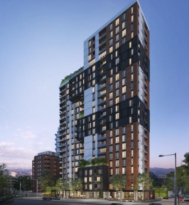 Proyecto de apartamentos IQ10