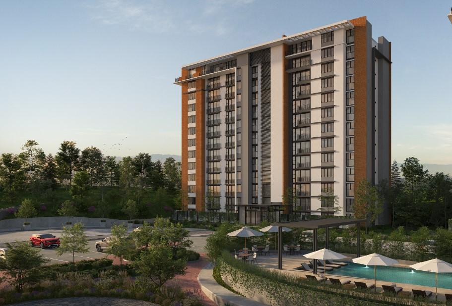 Proyecto de apartamentos San Isidro