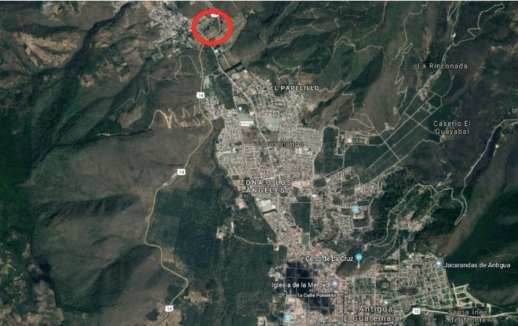 Terreno en Pastores cerca de Antigua