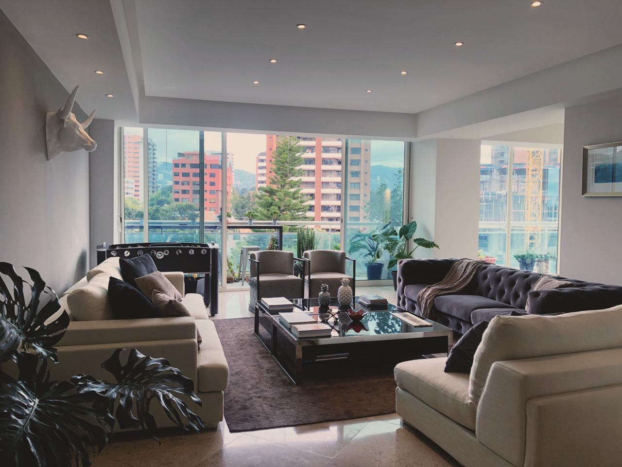 Apartamento | Venta | Zona 14 | Villa Risho