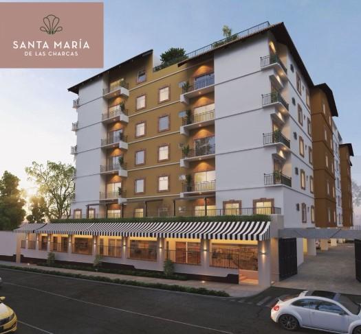 Apartamento | Alquiler | Zona 11 | Santa Maria de las Charcas