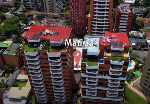 Apartamento| Venta | Edificio Matisse | Zona 14