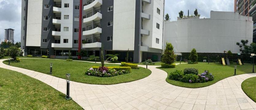 Apartamento | alquiler | Edificio Attica | zona 14