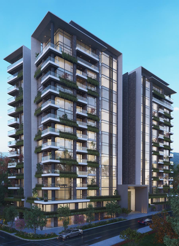 Apartamentos en venta en zona 15 -  Bosco 23