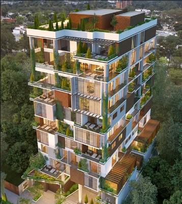 Apartamentos en venta en zona 15 - Torre Caprese