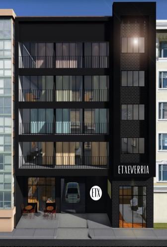 Apartamentos en Venta Edificio Etxeverr�a