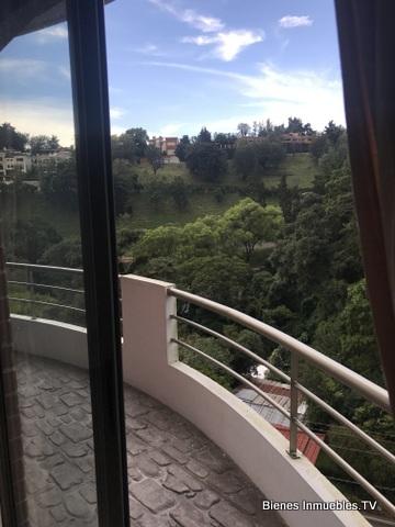 Apartamento en renta edificio Santa Fe zona 16