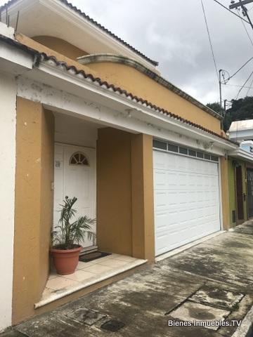 Casa | Venta | Zona 16 | Las Fuentes II