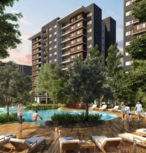 Proyecto de apartamentos Segheria