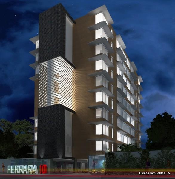 Apartamento en venta en zona 10, Edificio Ferrara 10