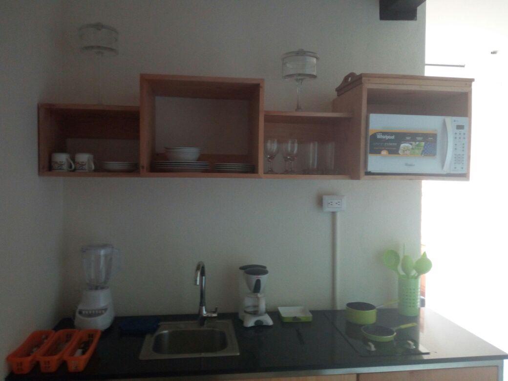 Apartamento Loft  en Renta  Amueblado