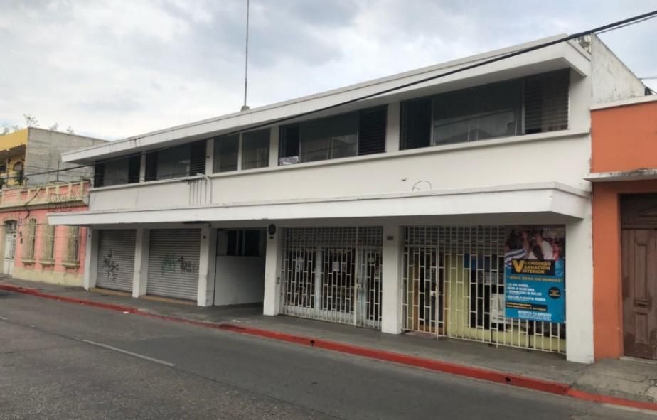 Edificio en venta zona 1