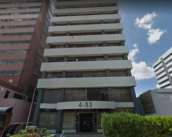 Oficina en Edificio Marbella Zona 10