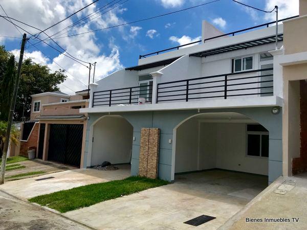 Casa | Venta | Zona 16 | Hacienda Real