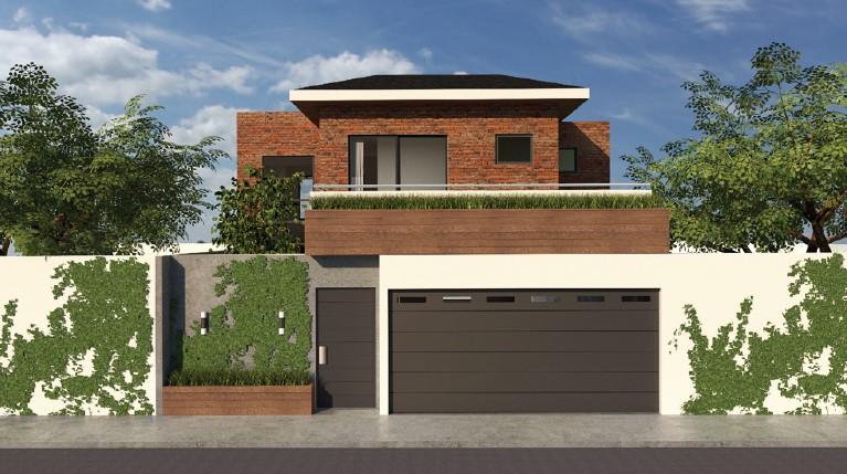 Venta de casa en planos de 3 habitaciones en zona 16