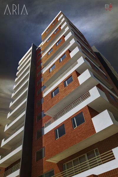 Apartamentos en venta en zona 10, Edificio Aria