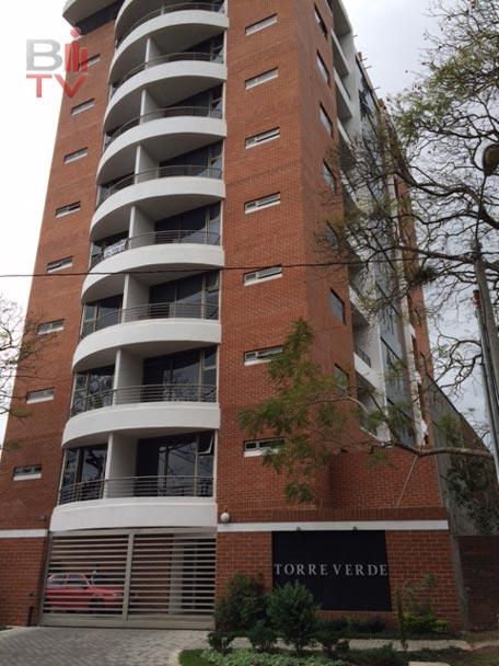 Apartamento en venta en Edificio Torre Verde, zona 15