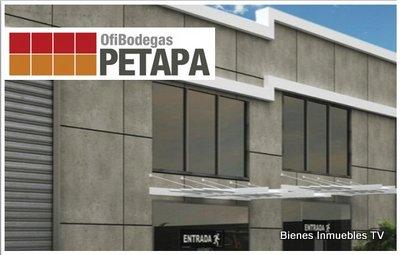 Ofibodegas en venta y alquiler en Av. Petapa zona 12