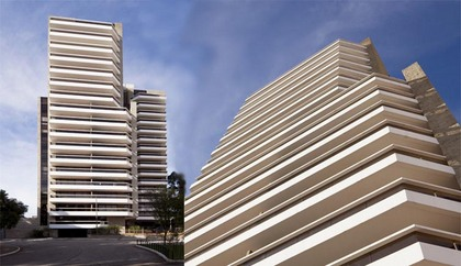 Apartamento Edificio Tiffany II, zona 10.